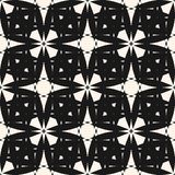 seamless vektor för dekorativ modell Geometrisk stjärnaprydnad Arkivfoto