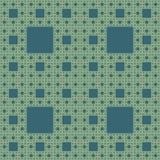 seamless vektor för geometrisk illustrationmodell Arkivbild