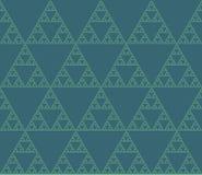 seamless vektor för geometrisk illustrationmodell Royaltyfri Fotografi