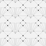 seamless vektor för modell abstrakt bakgrund Royaltyfria Foton