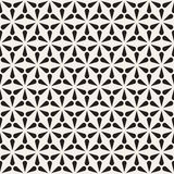 seamless vektor för modell Modern abstrakt textur Upprepa geometriska tegelplattor från kronbladformer stock illustrationer