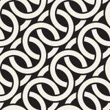 seamless vektor för modell Modern stilfull abstrakt textur Upprepa geometrisk tilesn Arkivfoton