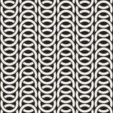 seamless vektor för modell Modern stilfull abstrakt textur Upprepa geometrisk tilesn Arkivbilder
