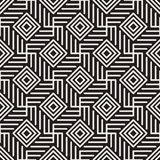 seamless vektor för modell Modern stilfull abstrakt textur Upprepa geometrisk tilesn Royaltyfri Fotografi