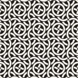 seamless vektor för modell Modern stilfull abstrakt textur Upprepa geometrisk tilesn Royaltyfri Bild