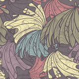 seamless vektor för abstrakt bakgrund Royaltyfri Bild