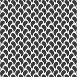 seamless vektor f?r modell Abstrakt bakgrund med krabba best?ndsdelar Utdragen textur för monokrom hipster stock illustrationer