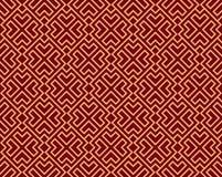 seamless vektor f?r modell Modern stilfull abstrakt textur Upprepa geometriska tegelplattor fr?n randiga best?ndsdelar stock illustrationer