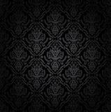 seamless vektorwallpaper Arkivfoto