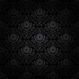 seamless vektorwallpaper Royaltyfri Bild