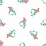 seamless vektorwallpaper för blom- modell Royaltyfri Fotografi
