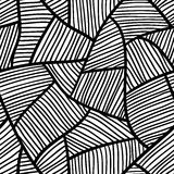 seamless vektorwallpaper för skräp Arkivfoto