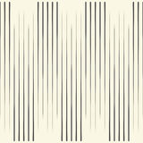 Seamless Vertical Line Pattern. Vector Black and White Stripe Ba Royalty Free Stock Photos