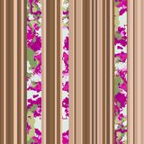 Seamless vertical lines pattern. Vector abstract background royalty free illustration