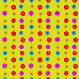 Seamless vertical pattern Royalty Free Stock Photo