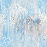 Seamless vertical pattern with grunge striped wavy elements in pastel colors Royalty Free Stock Photography