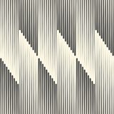 Seamless Vertical Stripe Pattern. Vector Black and White Line Ba. Ckground. Wrapping Paper Texture. Abstract Minimal Geometric Graphic Design stock illustration
