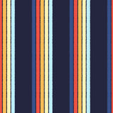 Seamless vertical stripes pattern Stock Image