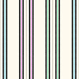 Seamless vertical stripes pattern Royalty Free Stock Images