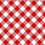 Seamless vichy pattern Stock Image