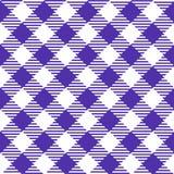 Seamless vichy pattern Royalty Free Stock Photo