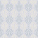 Seamless Victorian wallpaper background Royalty Free Stock Images