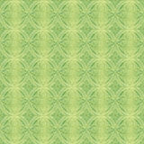 Green Victorian Wallpaper Pattern Stock Photo