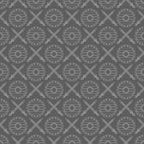 Seamless viking pattern 04 Stock Photo
