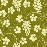 Seamless from vine. Seamless from yellow  vine(can be repeated and scaled in any size Royalty Free Stock Photo