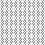 Seamless vintage Art Deco interlocking check weave pattern background. Seamless vintage Art Deco interlocking check weave pattern background wallpaper vector illustration