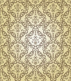 Seamless vintage background. Seamless vintage floral background. Vector illustration for your design Royalty Free Stock Photos