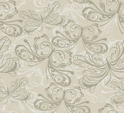Seamless vintage background Royalty Free Stock Images