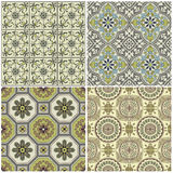 Seamless Vintage Background Collection Royalty Free Stock Image