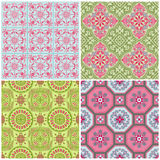 Seamless Vintage Background Collection Royalty Free Stock Photo