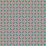 Seamless vintage background. Retro color style patterns. Royalty Free Stock Photography
