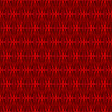 Seamless vintage Chinese window tracery diamond check cross pattern background. Royalty Free Stock Photos