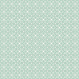 Seamless vintage elegant blue cross line star flower pattern background. Stock Photography