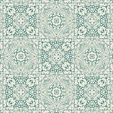 Seamless vintage floral background Royalty Free Stock Photo