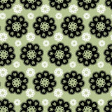 Seamless vintage floral pattern Royalty Free Stock Photography