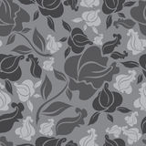 Seamless vintage floral pattern Stock Photography