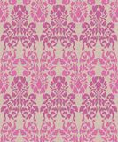 Seamless vintage floral pattern Stock Images