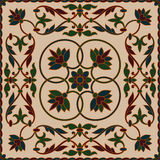 Seamless  vintage floral pattern Royalty Free Stock Photos