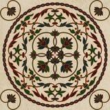 seamless  vintage floral pattern Stock Image