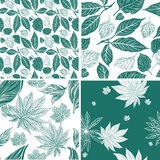 Seamless vintage floral pattern Royalty Free Stock Photo