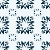 Seamless  vintage  flower pattern Stock Photos
