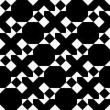 Seamless vintage geometric pattern. Royalty Free Stock Photo
