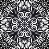 Seamless Vintage Lace Pattern (Vector) Stock Photo