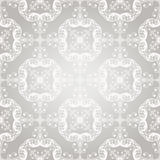 Seamless  vintage lacy  floral pattern Royalty Free Stock Photos