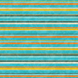 Seamless vintage lines pattern on paper texture Royalty Free Stock Photography