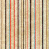 Seamless vintage lines pattern on paper texture Stock Photos